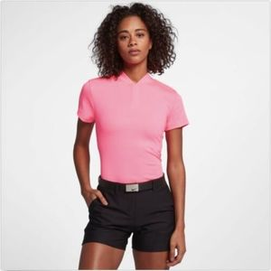 WOMENS NIKE DRY BLADE GOLF POLO - MULTIPLE COLORS